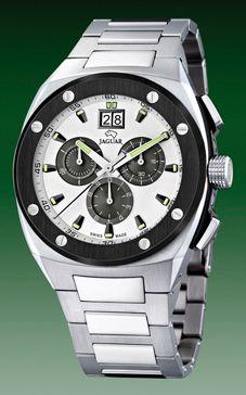 Jaguar heren horloge 124869