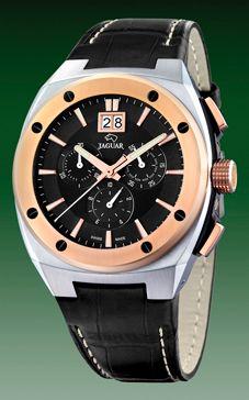 Jaguar heren horloge 124876