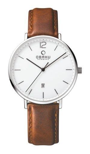 Dames horloge Obaku 129275 - Juwelen Marijke De Busser