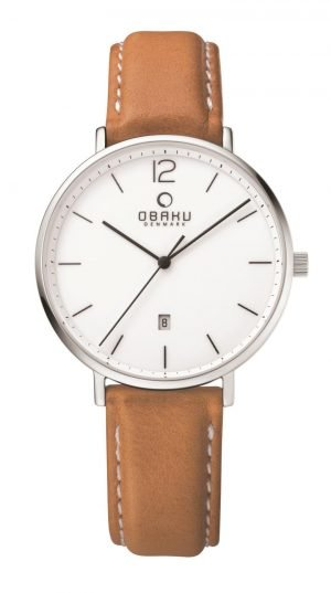 Dames horloge Obaku 129277 - Juwelen Marijke De Busser