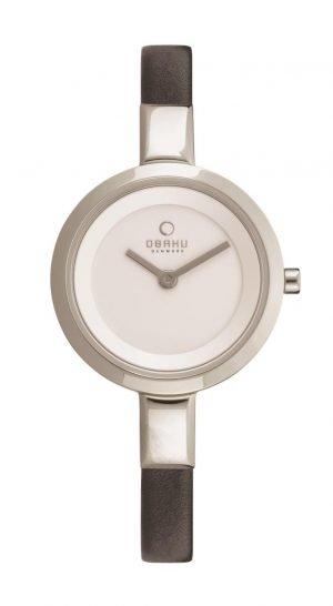 Dames horloge Obaku 129279 - Juwelen Marijke De Busser