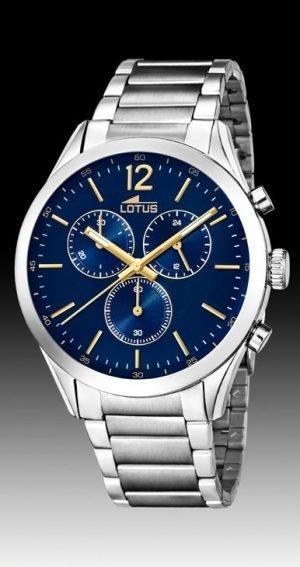 Lotus horloge 130261 | juwelen Marijke De Busser in Westerlo