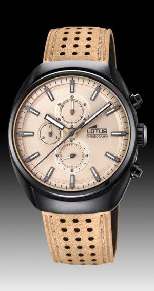 Lotus horloge 130272   juwelen Marijke De Busser in Westerlo