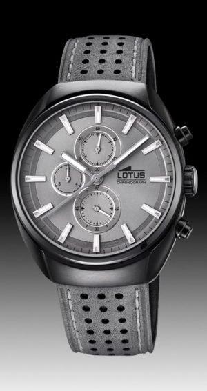 Lotus horloge 130273 | juwelen Marijke De Busser in Westerlo