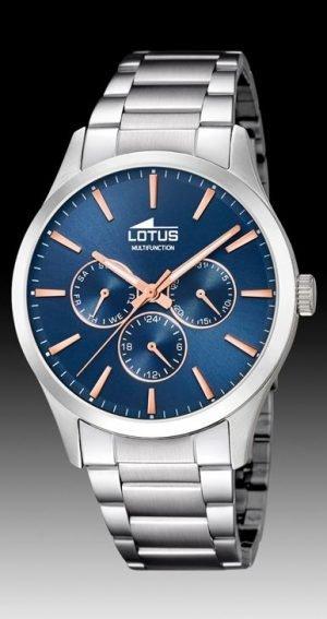 Lotus horloge 130274 | juwelen Marijke De Busser in Westerlo
