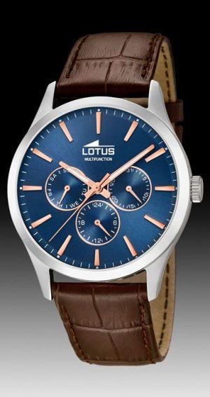 Lotus horloge 130275   juwelen Marijke De Busser in Westerlo