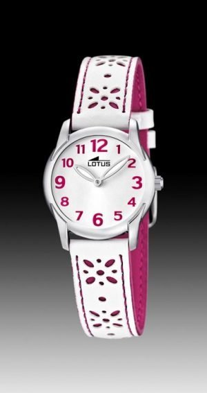 Lotus horloge 131032 | juwelen Marijke De Busser in Westerlo