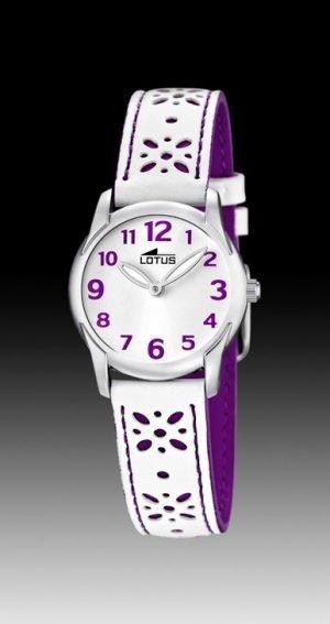 Lotus horloge 131033 | juwelen Marijke De Busser in Westerlo