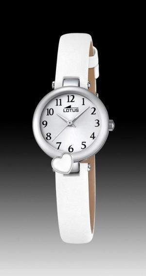 Lotus horloge 131038 | juwelen Marijke De Busser in Westerlo