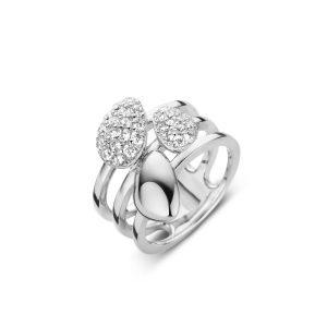 130944 zilveren ring - juwelen MArijke De Busser in Westerlo