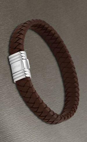 131011 armband leder - Juwelen Marijke De Busser in Westerlo