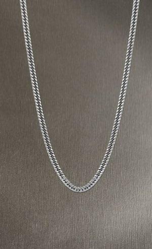 131013 Halsketting staal - Juwelen MArijke De Busser in Westerlo