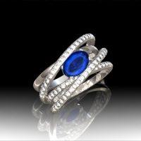 3D foto eigen ontwerp - Juwelen Marijke De Busser in Westerlo
